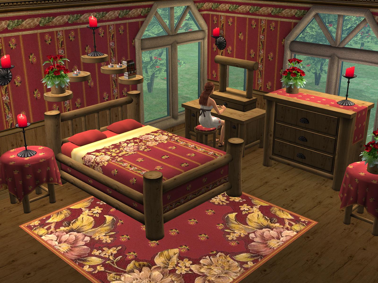 Parsimonious The Sims 2: Furniture U0026 Objects Part 80