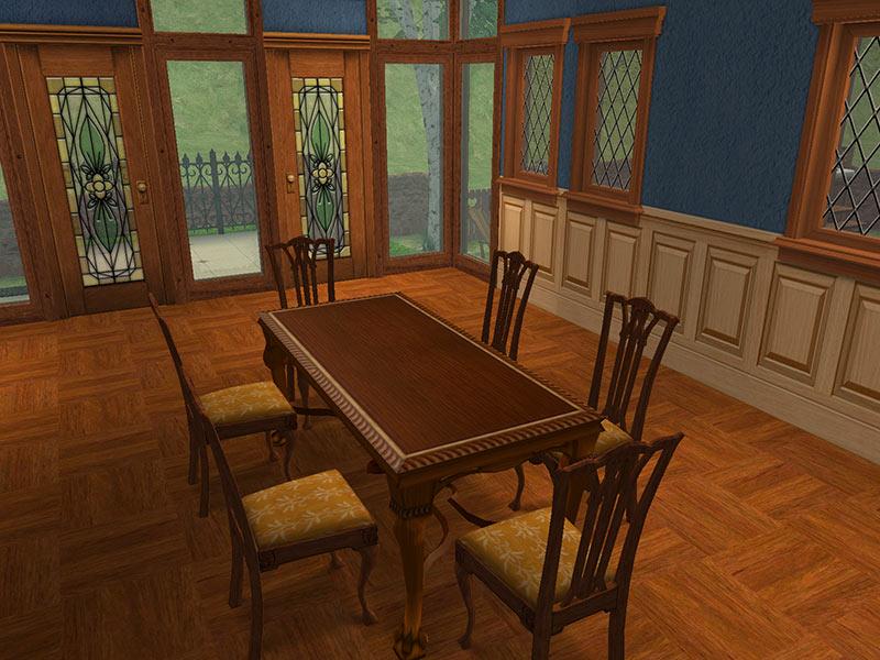 parsimonious the sims 2 houses. Black Bedroom Furniture Sets. Home Design Ideas